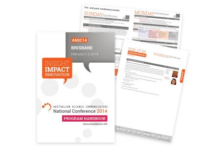 Australian Science Communicators Conference 2014