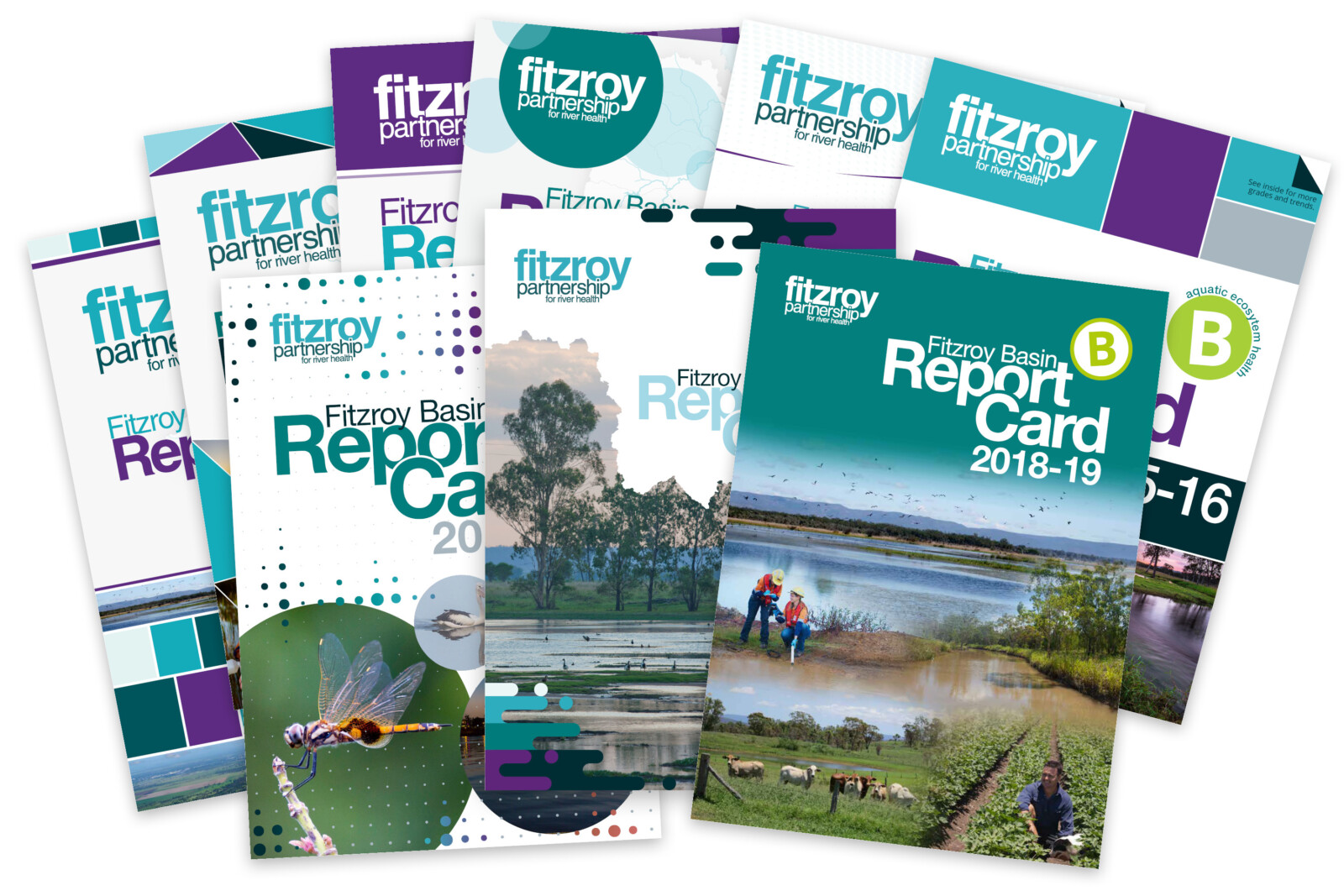 Fitzroy Partnership for River Health Report Cards - 2011-2016