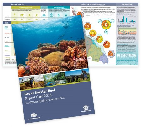 Great Barrier Reef Report Card 2015